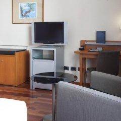 Отель Ciudad de Lleida Льейда комната для гостей фото 3