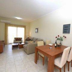 Апартаменты Nefeli Apartment Родос комната для гостей