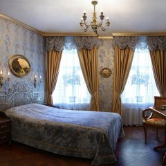 Мини-Отель Капитель Студия с разными типами кроватей