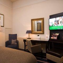 Отель Malmaison Glasgow 4* Стандартный номер фото 6