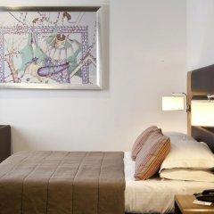 Hotel Plaza 4* Номер Комфорт с двуспальной кроватью фото 9