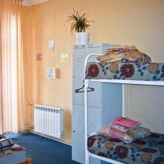 Хостел Достоевский Кровать в общем номере с двухъярусной кроватью фото 17
