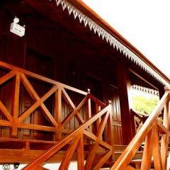 Отель Villa Chitchareune 3* Номер Делюкс с различными типами кроватей фото 16