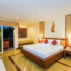 Отель Duangjitt Resort, Phuket 5* Номер Делюкс с двуспальной кроватью фото 10