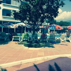 Отель Merlin Park Resort Тирана пляж