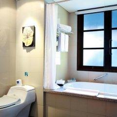 Отель Novotel Bali Nusa Dua 4* Апартаменты с различными типами кроватей