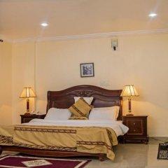 Beni Gold Apartment Hotel Лагос комната для гостей фото 3