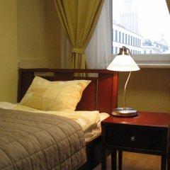 Отель SCSK Żurawia Стандартный номер с различными типами кроватей фото 12