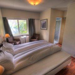 Отель Hotell Utsikten Geiranger - by Classic Norway 2* Стандартный номер с двуспальной кроватью фото 6