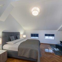 Апартаменты Apartments Wolf Dietrich Зальцбург комната для гостей фото 3