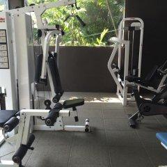 Отель Siloso Beach Resort, Sentosa фитнесс-зал фото 4