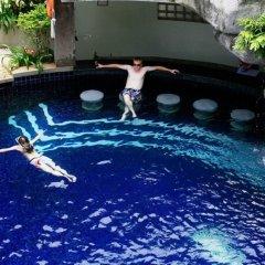 Отель Sunset Beach Resort Таиланд, Пхукет - отзывы, цены и фото номеров - забронировать отель Sunset Beach Resort онлайн бассейн фото 2