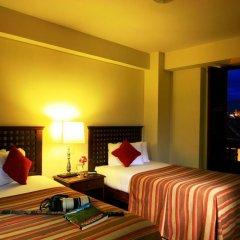 San Agustin El Dorado Hotel 4* Стандартный номер с двуспальной кроватью фото 2