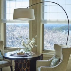 Отель Mandarin Oriental, Washington D.C. 5* Номер Делюкс с различными типами кроватей фото 18