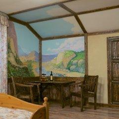 Гостиница Теремок Заволжский Апартаменты разные типы кроватей фото 30