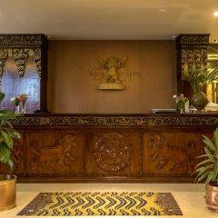 Отель Tibet International Непал, Катманду - отзывы, цены и фото номеров - забронировать отель Tibet International онлайн интерьер отеля фото 3