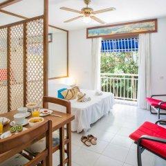 Отель Estel Blanc Apartaments - Adults Only Стандартный номер с различными типами кроватей фото 7