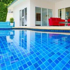 Отель Villa Tortuga Pattaya 4* Вилла Премиум с различными типами кроватей фото 16
