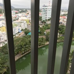 Отель Handy Holiday Nha Trang Апартаменты с различными типами кроватей фото 22