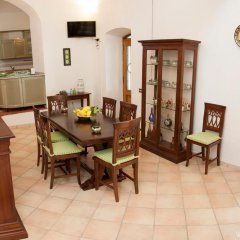 Отель Villa Conca Smeraldo Конка деи Марини питание фото 3