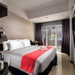 Fashion Hotel Legian 4* Номер Делюкс с различными типами кроватей фото 4