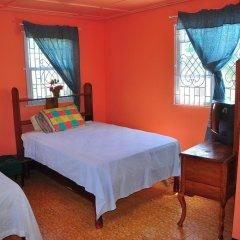 Отель Duncans Hideaway Guesthouse Стандартный номер с двуспальной кроватью (общая ванная комната) фото 2