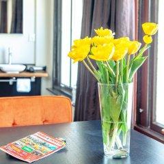 Отель Zwanestein Canal House Нидерланды, Амстердам - отзывы, цены и фото номеров - забронировать отель Zwanestein Canal House онлайн удобства в номере фото 2