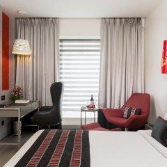 Отель Aauris 4* Номер Делюкс с различными типами кроватей фото 3