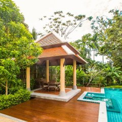 Отель Lake View Baan Bua Villas by Railand бассейн фото 2