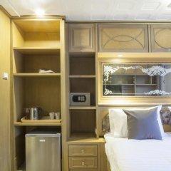 Golden Mountain Hostel Номер Делюкс с различными типами кроватей фото 3