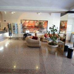 Отель Apartamentos Palm Garden интерьер отеля