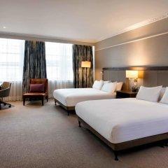 Отель Hilton Edinburgh Carlton 4* Номер Делюкс с 2 отдельными кроватями фото 3