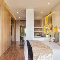 Pure Salt Port Adriano Hotel & SPA - Adults Only 5* Люкс с различными типами кроватей фото 21