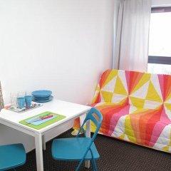 Hostel Wola Park Стандартный номер с различными типами кроватей фото 7