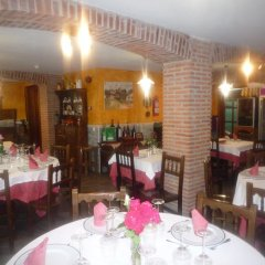 Отель Posada Peñas Arriba Камалено питание