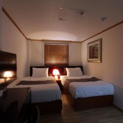 Отель Daewoo Inn Южная Корея, Сеул - отзывы, цены и фото номеров - забронировать отель Daewoo Inn онлайн комната для гостей фото 5