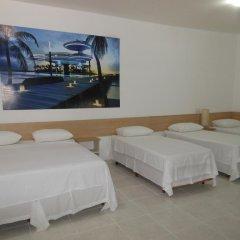 Отель Pousada Dubai Стандартный номер с различными типами кроватей фото 7