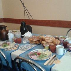 Отель Penzion Fan питание