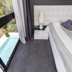 Отель Architecture Villa In Sitges Hills Оливелла балкон