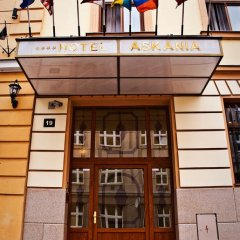 Hotel Askania 4* Стандартный номер фото 19
