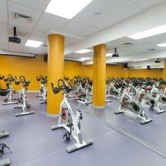 Гостиница АМАКС Конгресс-отель фитнесс-зал фото 2