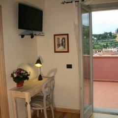 Отель La Terrazza di Reggello 3* Стандартный номер фото 4