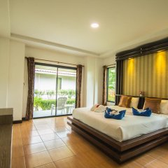 Отель Lanta Nice Beach Resort 3* Улучшенный номер фото 18