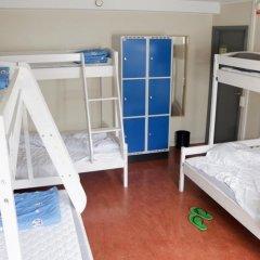 Stf Malmö City - Hostel Кровать в мужском общем номере