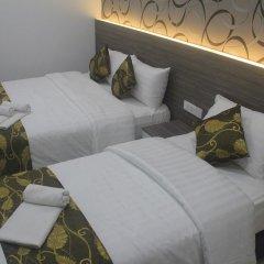 D'Metro Hotel 3* Стандартный семейный номер с двуспальной кроватью