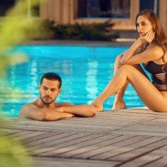 GoodZone Business&Relax Hotel бассейн