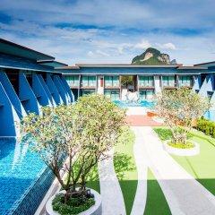 Отель The Phu Beach Hotel Таиланд, Краби - отзывы, цены и фото номеров - забронировать отель The Phu Beach Hotel онлайн бассейн фото 4