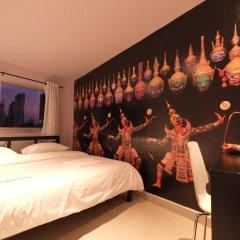 Everyday Bangkok Hostel Стандартный номер фото 2