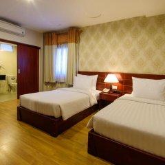 Hong Vy 1 Hotel 3* Стандартный номер с 2 отдельными кроватями