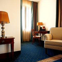 Primoretz Grand Hotel & SPA 4* Номер Делюкс с различными типами кроватей фото 3